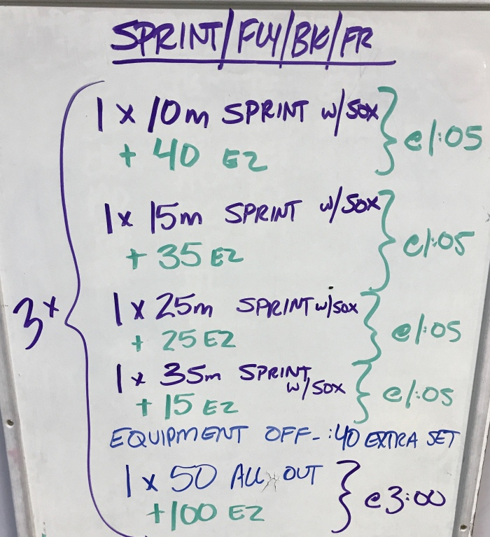 Sprint – The Swimming Wizard